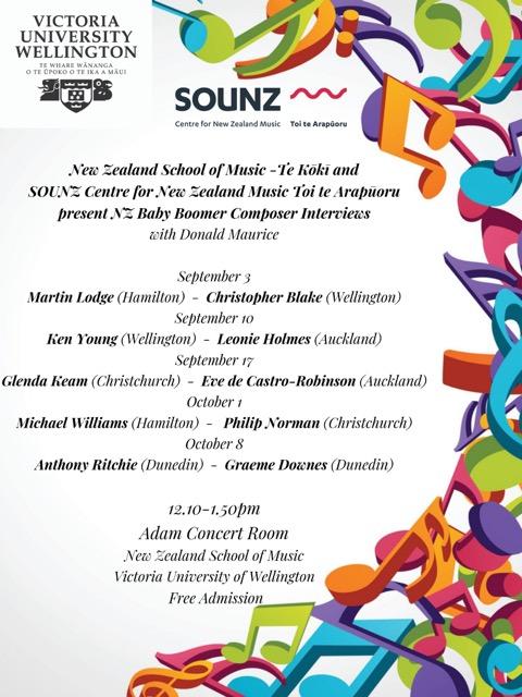Baby Boomer Concert information