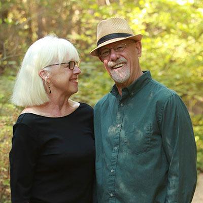 Cathy and Paul Nicholson
