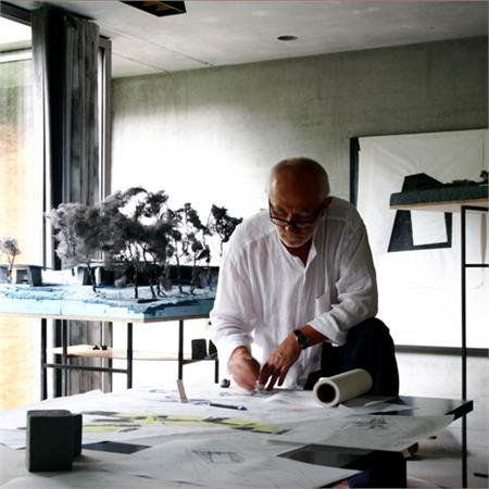 """Architecture is not about form"" - Peter Zumthor"
