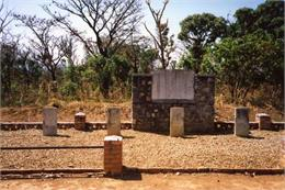 Lubudi African Cemetery, DOC