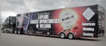 18-wheeled Careers in Welding mobile exhibit