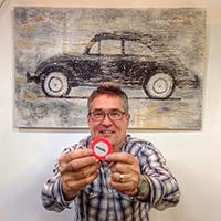 Modo member and Culture Crawl artist Brent Granby