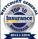 Westcourt General Top 10 Brokerage