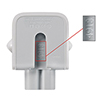 Faulty Apple wall plug adaptor