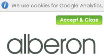 Cookies toolbar