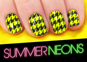 Summer Neons by Incoco