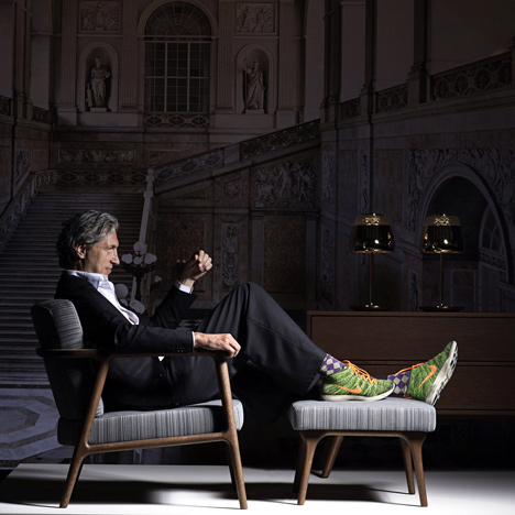 Marcel Wanders on Virtual design and furniture companies