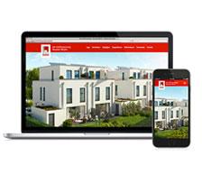 Immobilien-Vertriebswebsite Am Kotthauserweg