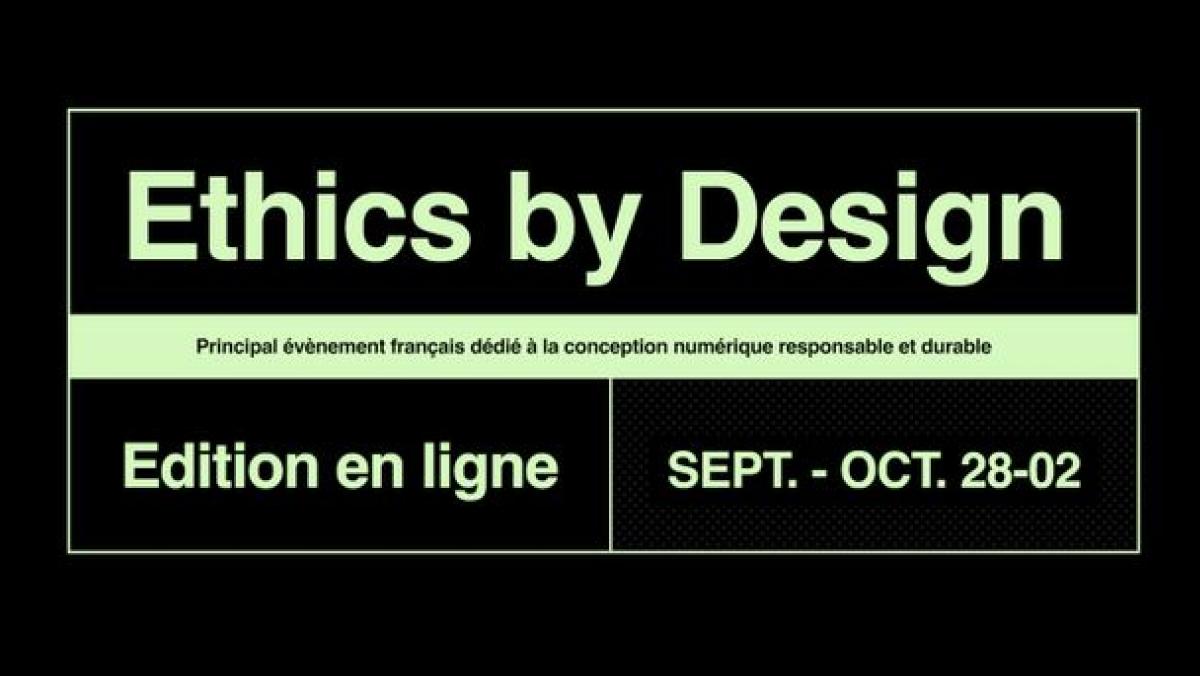 [FR] Ethics by design 2020