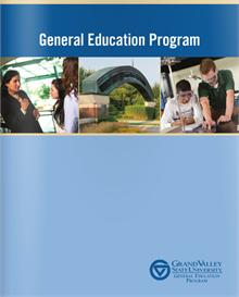 cover of general education program