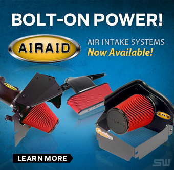 AIRAID Air Intake Systems Now Available!