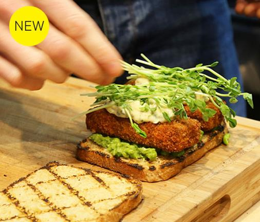 These handcrafted sandwiches will solve all your lunchtime dilemmas