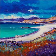 Sunlit Water, Isle of Harris. Jean Feene