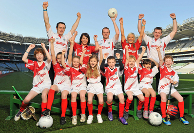 2012 Kellogg&#39;s GAA Cl Camps Launch