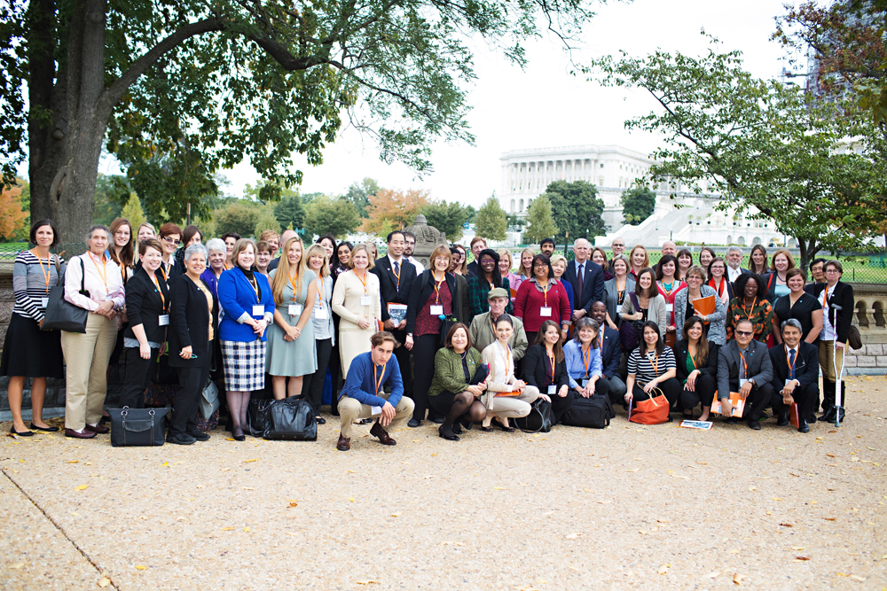 ACI Alliance on the Hill participants, CI2015