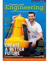 Careers with STEM: Careers with Engineering