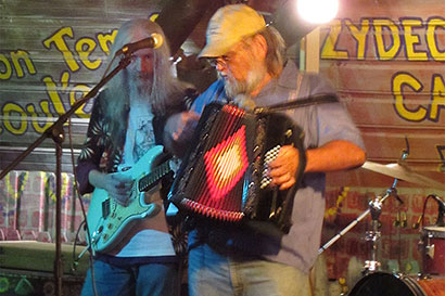 Zydeco Zoo at Pineapple Willy's
