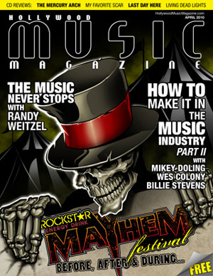 Hollywood Music Mag