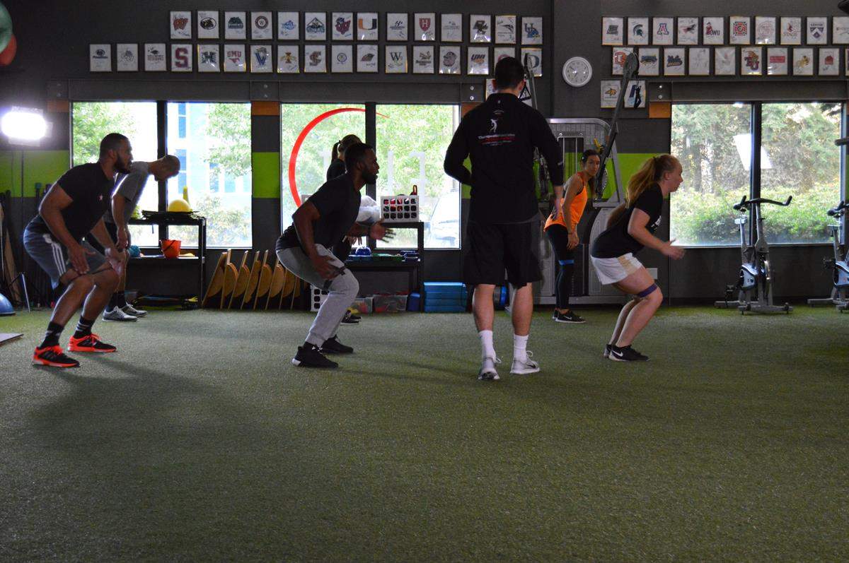 Performance Training at TAI L.O. Physical Therapy