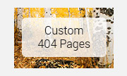 Custom 404 Pages