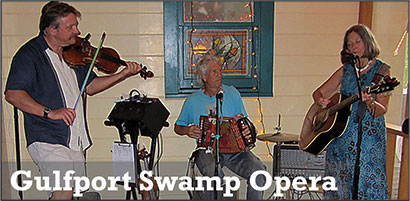 Gulfport Swamp Opera at The Cuban Club