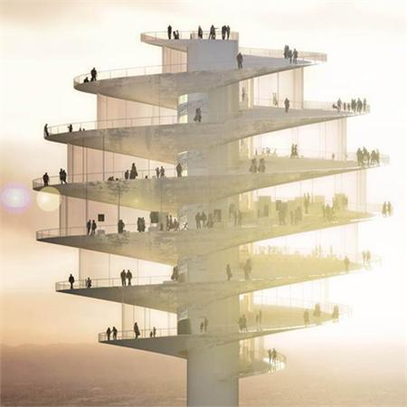 Phoenix&#32;Observation&#32;Tower&#32;by&#32;BIG