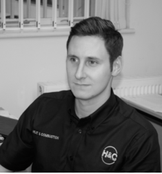 Introducing our new team Leader Peter Mahe-Cook