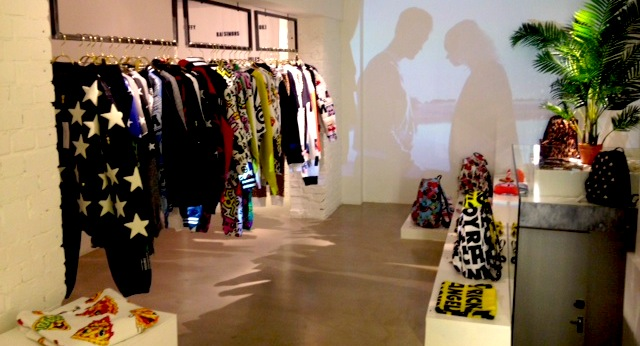 JOYRICH POP-UP SHOP AT MACHINE-A LONDON LAUNCHING JANUARY 6th 2014 FOR LC:M