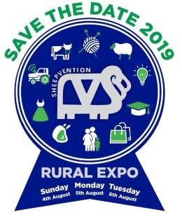 Sheepvention save the date tile