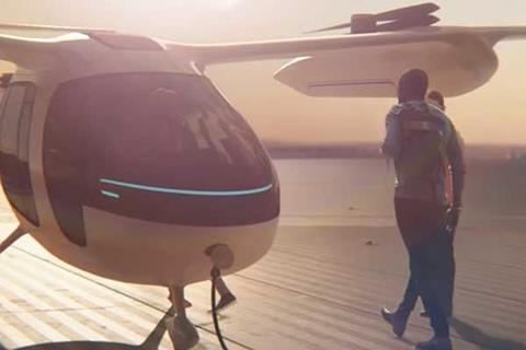 Uber Air trials in Melbourne