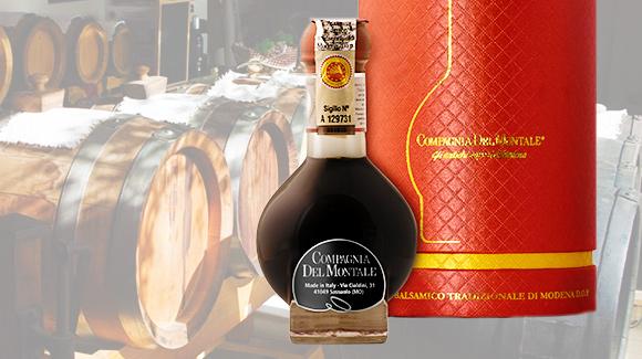 """Compagnia del Montale """"Affinato"""" Balsamic Vinegar"""