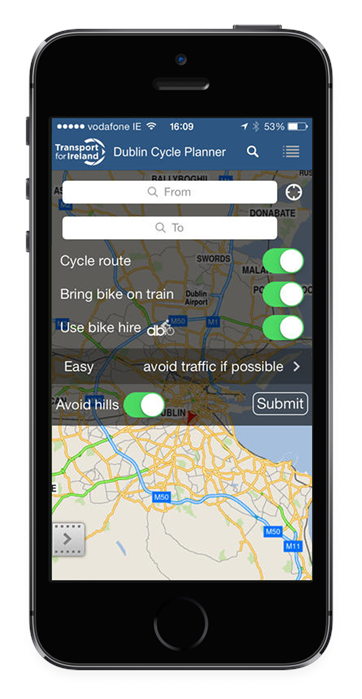 Plan Your Cycle Trip in Dublin