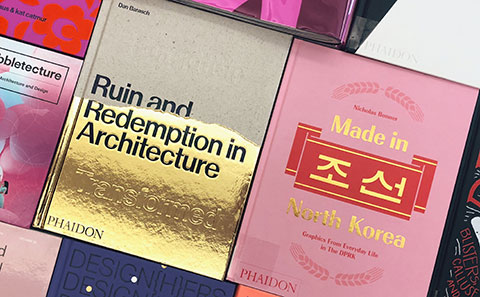 Books in the Asia Pacific Design Lounge