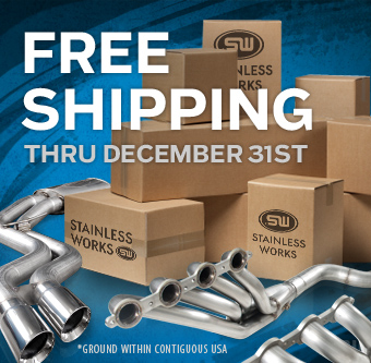Free Shipping Thru December 31st