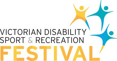 Victorian Disability Sport and Recreation Festival logo