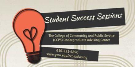 student success series flyer