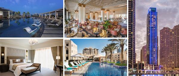 Dubai's newest hotels