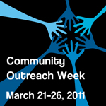 Sign Up! Community Outreach Week, March 21-26