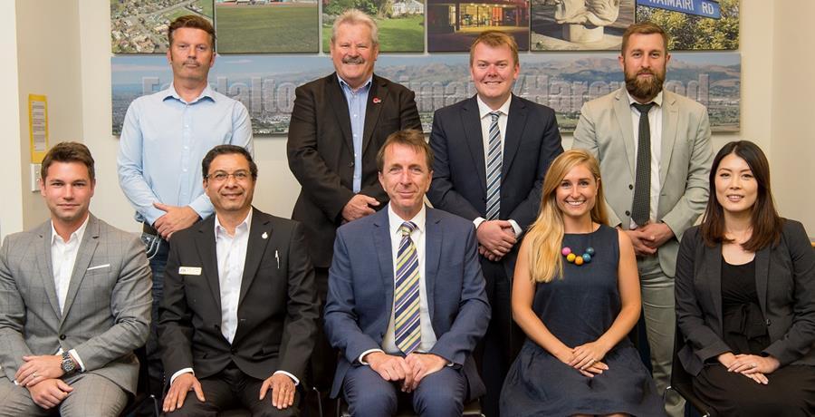 Fendalton-Waimairi-Harewood Community Board