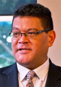 Gilbert Taurua, the HPA Southern Manager