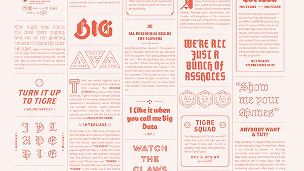 The Value of Multi-Typeface Design