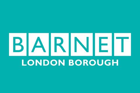 London Borough of Barnet logo