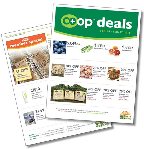 New Co-op deals