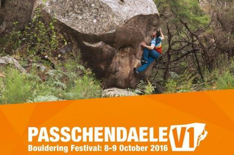 Passchendaele V1 Bouldering Festival