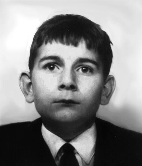 jeugdfoto Willem Knaap