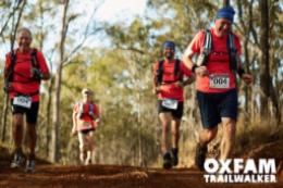 Oxfam Trailwalker Brisbane 2017