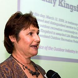 Kathy Kingsford