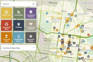 Yarra's Zero Waste Map