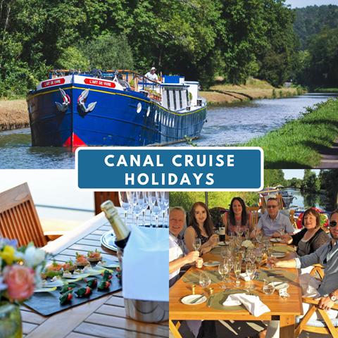 Canal Cruise holidays