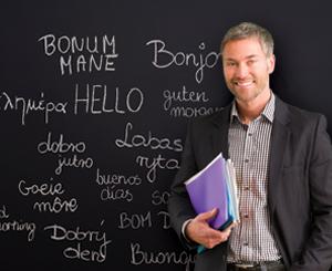 Choose your preferred language